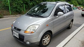 2007 Chevy All New Matiz_Manual_Great Gas Saver! 50%Off on Highway in Osan AB, South Korea