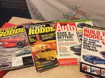 Old auto book bundle in Fort Campbell, Kentucky