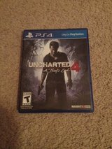 PS4 Uncharted 4 in Warner Robins, Georgia