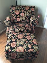 comfortable chair and ottoman in Toms River, New Jersey