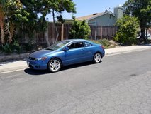 2008 HONDA CIVIC LX 1.8 LITER VTEC 5 SPEED MANUAL in Camp Pendleton, California