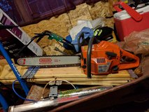 "husqvarna chainsaw 20"" bar Excellent condition in Lockport, Illinois"
