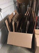 Moving Boxes (free) in Vista, California