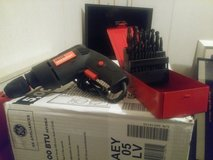 Master drill and 29 piece high speed drill bit set in Fort Campbell, Kentucky