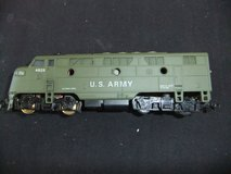 Vintage Cox HO Scale US Army 4 Piece Train Set - Made in Hong Kong 1970's in Cherry Point, North Carolina