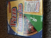 Pizza Fraction Game in Glendale Heights, Illinois