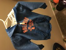 Small Hooded Zippered Sweatshirt in Bartlett, Illinois