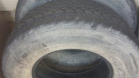 REDUCED Used Truck Tire Yokohama HT P265/70R/16 in 29 Palms, California