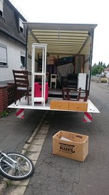 LOCAL HOUSE MOVES TRANSPORT RELOCATION PICK UP AND DELIVERY in Ramstein, Germany