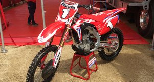 Suzuki RM 250 Folding Brake Levers BR 301 and Accessories | ARC Levers in San Bernardino, California