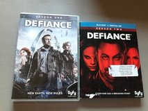 """Defiance"" Season 1 and 2 of the TV Series on DVD in Fairfield, California"