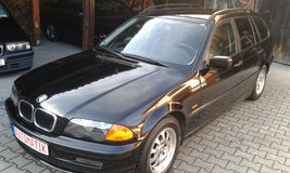BMW 3 series wagon, black, tinted windows, manual. Only 100 K miles! in Ramstein, Germany