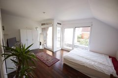 Stuttgart West - fully furnished Studio Apartment 1 bed 1 bath - Commission Free in Stuttgart, GE
