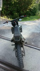 2015 DIRT BIKE FOR SALE in Cherry Point, North Carolina