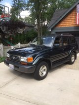 1995 Toyota Land Cruiser in Glendale Heights, Illinois