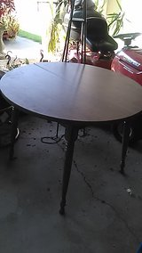 small round kitchen table in Warner Robins, Georgia