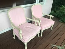 Indoor/outdoor antique chairs in Wilmington, North Carolina
