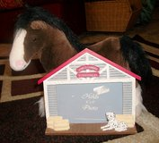 Clydesdales Horse with Picture Frame in Alamogordo, New Mexico