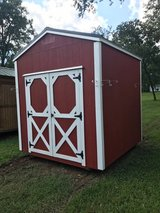 8x8 Storage Shed in Murfreesboro, Tennessee