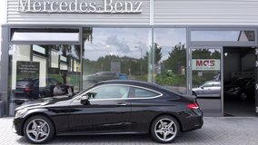 2018 Mercedes Benz C300 Coupe in Spangdahlem, Germany