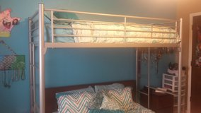 Twin loft bed frame in Alamogordo, New Mexico