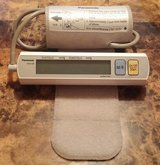 Panasonic blood pressure monitor like new in Camp Lejeune, North Carolina