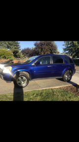 2006 Chevrolet Equinox LT SUV in Fort Lewis, Washington