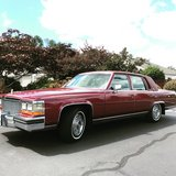 1989 Cadillac brougham de elegance 1 owner 76000 original miles in Fort Lewis, Washington