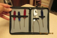 New Handy Tool Set w/Case - Great For Glove Box! in Kingwood, Texas