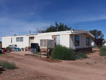 Double wide home in Alamogordo, New Mexico