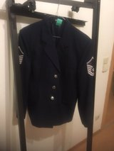 Women's Dress Blues Jacket Size 12MR in Ramstein, Germany