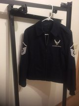 Lightweight Blues Jacket Size 12L in Ramstein, Germany