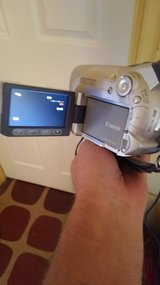 Canon camcorder in Yucca Valley, California