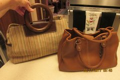 "Two New Condition Purses By ""Relic"" in Houston, Texas"
