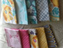 10 New Fat Quarters by Free Spirit in Beaufort, South Carolina