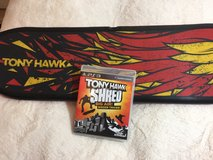 Tony Hawk PS3 game and shred board in Camp Lejeune, North Carolina