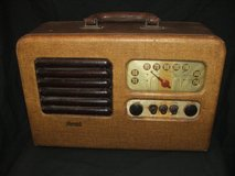 Rare Antique General Television Radio or Climax Radio Co. of Chicago in St. Charles, Illinois