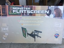 Monster Large TV mount, new never used. in Fairfield, California