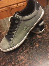 Lacoste tennis shoes in New Lenox, Illinois