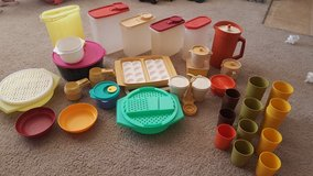 Vintage Tupperware Lot in Fort Irwin, California