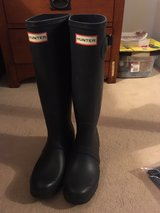 Hunter boots UK size 4 US size 6 in Cochran, Georgia