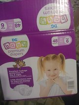 Size 6 Diapers in Alamogordo, New Mexico