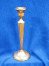 Weighted Sterling Silver Candlestick by Columbia in New Lenox, Illinois