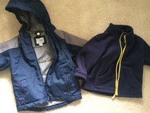 Children's Place 2 in 1 toddler (18 mo) fall/winter jacket in Elgin, Illinois