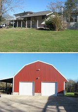 RENTAL IN THE COUNTRY - 4 BEDROOM HOME ON 19 ACRES in Rolla, Missouri