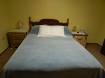 Queen Size Bed in Fort Riley, Kansas
