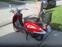 Nice. Italian Style Scooter in Kingwood, Texas