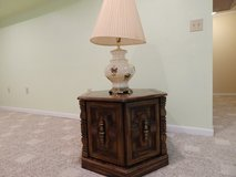 End Tables and Lamp in Fort Riley, Kansas