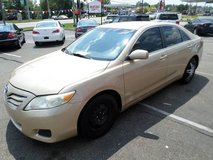 Toyota Camry LE in Jacksonville, Florida