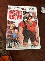 wreck it Ralph wii in Columbus, Georgia